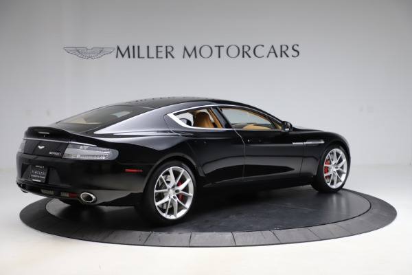Used 2016 Aston Martin Rapide S for sale $123,900 at Bugatti of Greenwich in Greenwich CT 06830 7