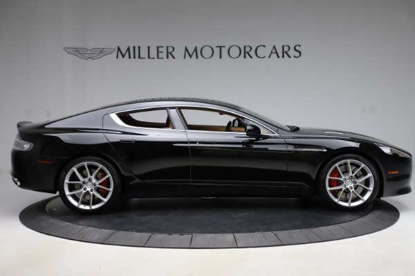 Used 2016 Aston Martin Rapide S for sale $123,900 at Bugatti of Greenwich in Greenwich CT 06830 8