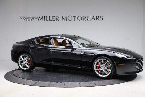 Used 2016 Aston Martin Rapide S for sale $123,900 at Bugatti of Greenwich in Greenwich CT 06830 9