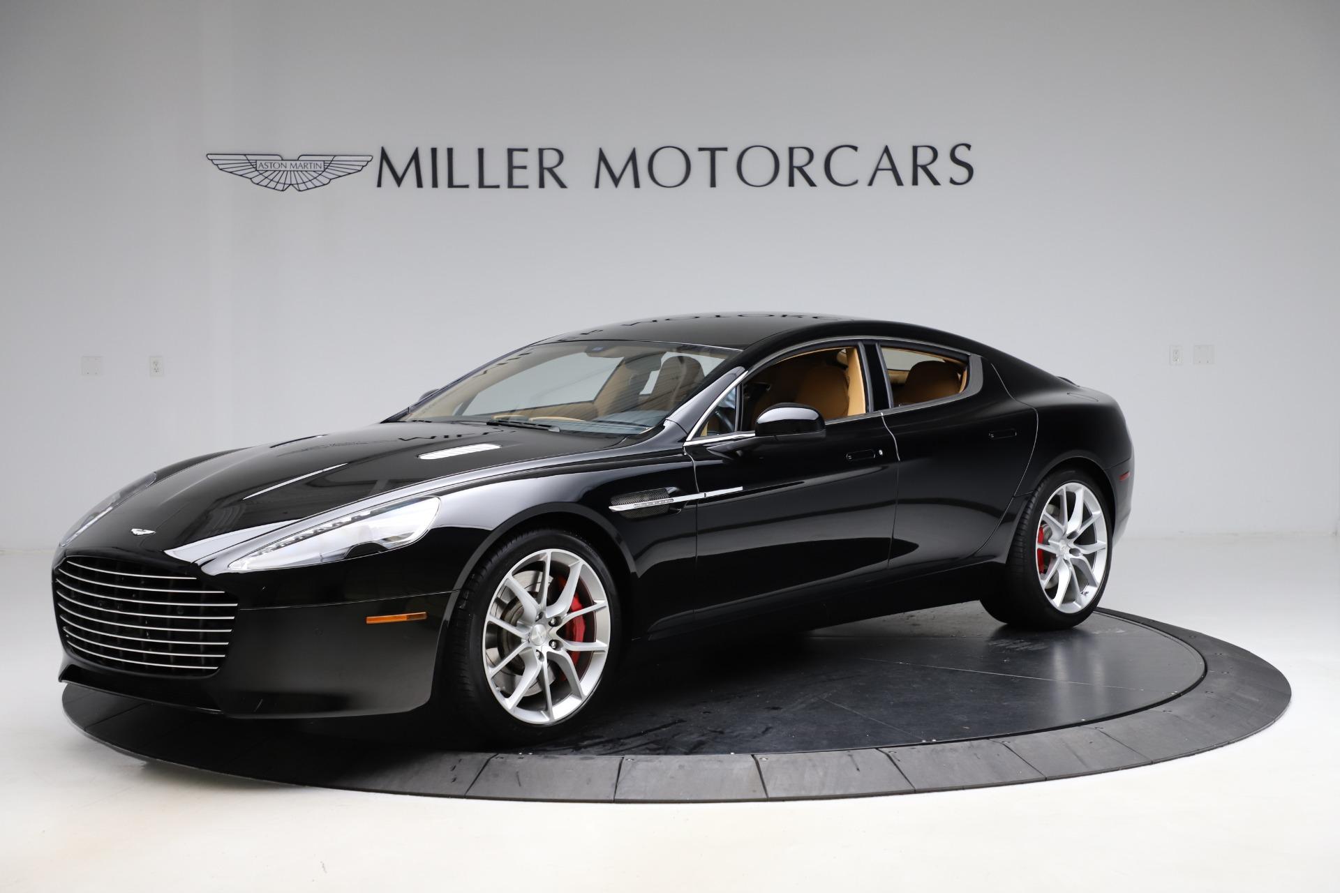 Used 2016 Aston Martin Rapide S for sale $119,900 at Bugatti of Greenwich in Greenwich CT 06830 1