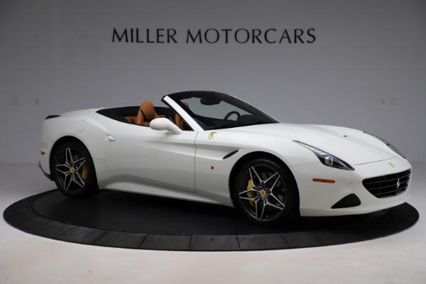 Used 2018 Ferrari California T for sale $169,900 at Bugatti of Greenwich in Greenwich CT 06830 10