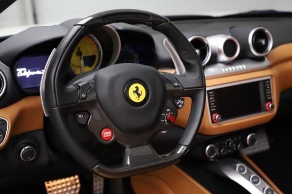 Used 2018 Ferrari California T for sale $169,900 at Bugatti of Greenwich in Greenwich CT 06830 21