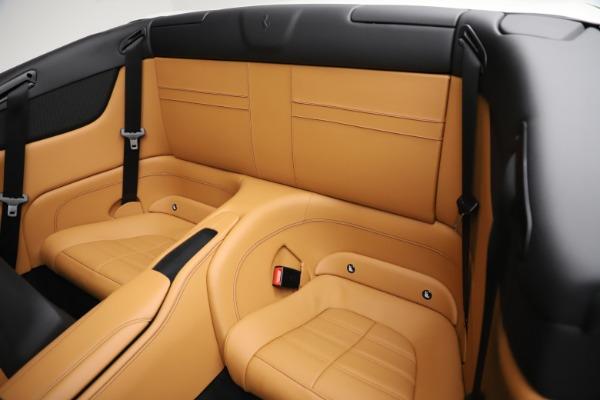 Used 2018 Ferrari California T for sale $169,900 at Bugatti of Greenwich in Greenwich CT 06830 22