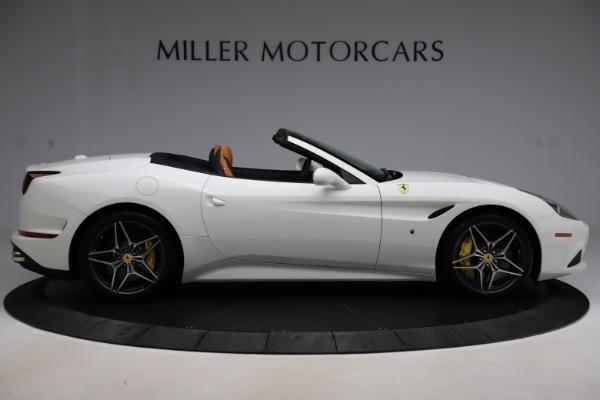 Used 2018 Ferrari California T for sale $169,900 at Bugatti of Greenwich in Greenwich CT 06830 9