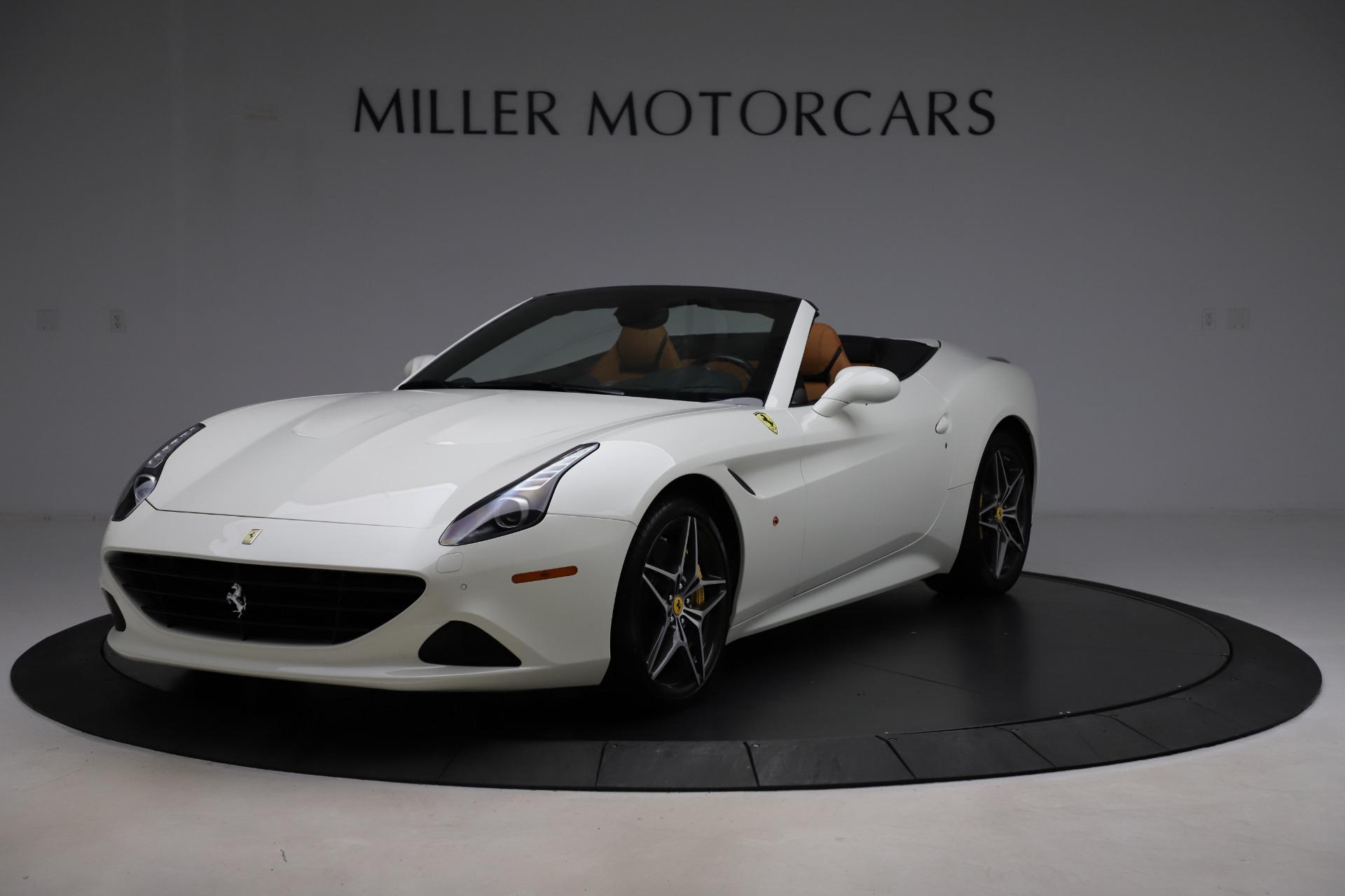 Used 2018 Ferrari California T for sale $169,900 at Bugatti of Greenwich in Greenwich CT 06830 1