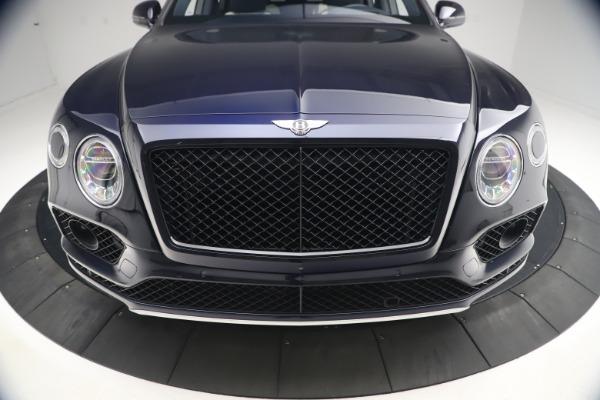 Used 2018 Bentley Bentayga W12 Signature for sale $154,900 at Bugatti of Greenwich in Greenwich CT 06830 13