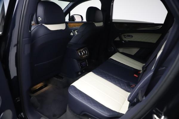 Used 2018 Bentley Bentayga W12 Signature for sale $154,900 at Bugatti of Greenwich in Greenwich CT 06830 20