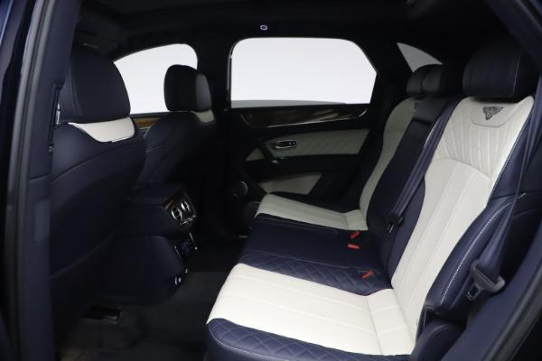 Used 2018 Bentley Bentayga W12 Signature for sale $154,900 at Bugatti of Greenwich in Greenwich CT 06830 21