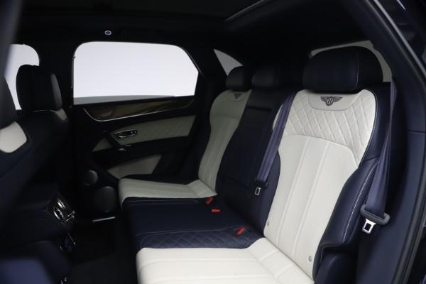 Used 2018 Bentley Bentayga W12 Signature for sale $154,900 at Bugatti of Greenwich in Greenwich CT 06830 22