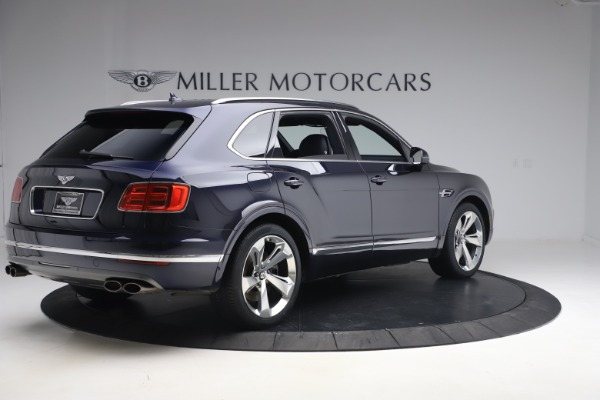 Used 2018 Bentley Bentayga W12 Signature Edition for sale $149,900 at Bugatti of Greenwich in Greenwich CT 06830 8