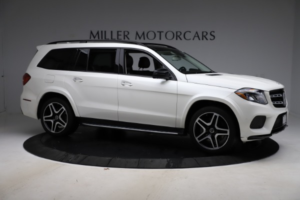 Used 2018 Mercedes-Benz GLS 550 for sale $67,900 at Bugatti of Greenwich in Greenwich CT 06830 10