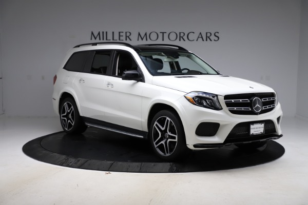 Used 2018 Mercedes-Benz GLS 550 for sale $67,900 at Bugatti of Greenwich in Greenwich CT 06830 11