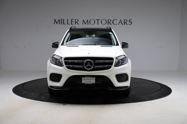 Used 2018 Mercedes-Benz GLS 550 for sale $67,900 at Bugatti of Greenwich in Greenwich CT 06830 12