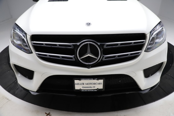Used 2018 Mercedes-Benz GLS 550 for sale $67,900 at Bugatti of Greenwich in Greenwich CT 06830 13