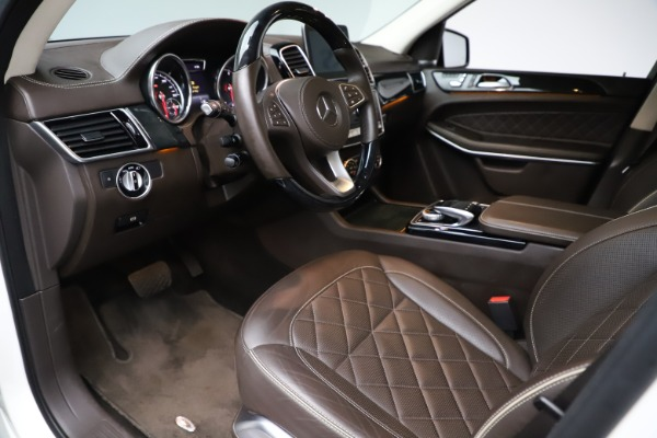 Used 2018 Mercedes-Benz GLS 550 for sale $67,900 at Bugatti of Greenwich in Greenwich CT 06830 16