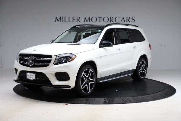 Used 2018 Mercedes-Benz GLS 550 for sale $67,900 at Bugatti of Greenwich in Greenwich CT 06830 2