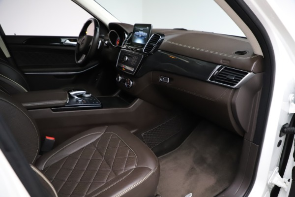Used 2018 Mercedes-Benz GLS 550 for sale $67,900 at Bugatti of Greenwich in Greenwich CT 06830 24