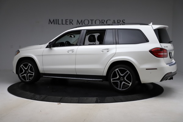 Used 2018 Mercedes-Benz GLS 550 for sale $67,900 at Bugatti of Greenwich in Greenwich CT 06830 4
