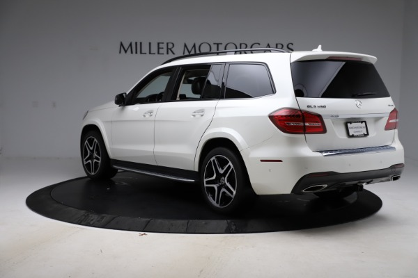 Used 2018 Mercedes-Benz GLS 550 for sale $67,900 at Bugatti of Greenwich in Greenwich CT 06830 5