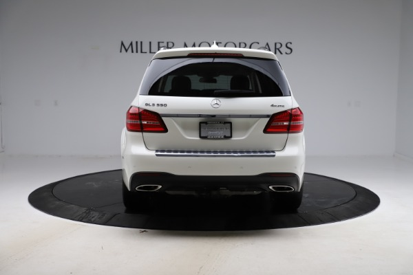 Used 2018 Mercedes-Benz GLS 550 for sale $67,900 at Bugatti of Greenwich in Greenwich CT 06830 6