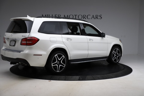 Used 2018 Mercedes-Benz GLS 550 for sale $67,900 at Bugatti of Greenwich in Greenwich CT 06830 8
