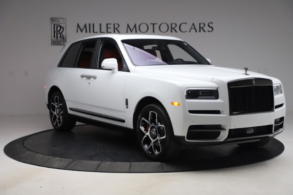 New 2021 Rolls-Royce Cullinan Black Badge for sale $431,325 at Bugatti of Greenwich in Greenwich CT 06830 12