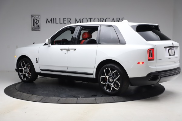 New 2021 Rolls-Royce Cullinan Black Badge for sale $431,325 at Bugatti of Greenwich in Greenwich CT 06830 5