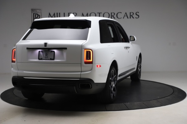 New 2021 Rolls-Royce Cullinan Black Badge for sale $431,325 at Bugatti of Greenwich in Greenwich CT 06830 8