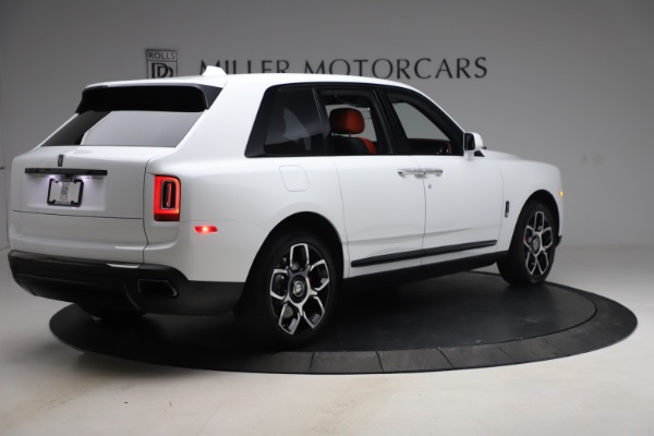 New 2021 Rolls-Royce Cullinan Black Badge for sale $431,325 at Bugatti of Greenwich in Greenwich CT 06830 9