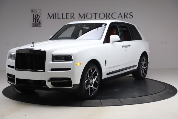 New 2021 Rolls-Royce Cullinan Black Badge for sale $431,325 at Bugatti of Greenwich in Greenwich CT 06830 1