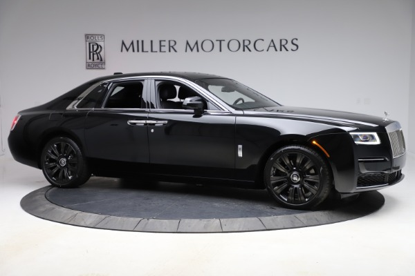 New 2021 Rolls-Royce Ghost for sale Call for price at Bugatti of Greenwich in Greenwich CT 06830 11