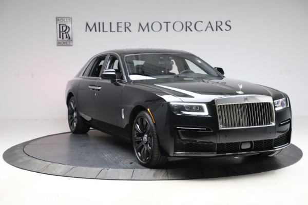 New 2021 Rolls-Royce Ghost for sale $374,150 at Bugatti of Greenwich in Greenwich CT 06830 12