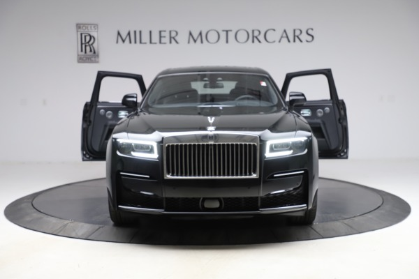 New 2021 Rolls-Royce Ghost for sale Call for price at Bugatti of Greenwich in Greenwich CT 06830 13