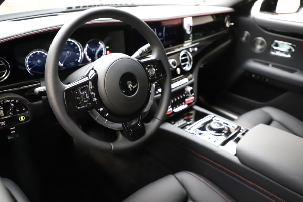 New 2021 Rolls-Royce Ghost for sale Call for price at Bugatti of Greenwich in Greenwich CT 06830 16
