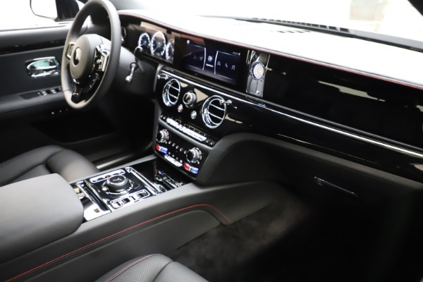 New 2021 Rolls-Royce Ghost for sale Call for price at Bugatti of Greenwich in Greenwich CT 06830 17