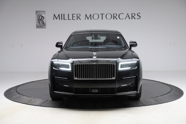 New 2021 Rolls-Royce Ghost for sale $374,150 at Bugatti of Greenwich in Greenwich CT 06830 3