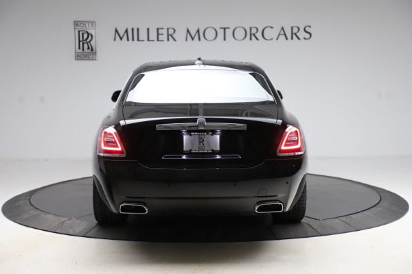 New 2021 Rolls-Royce Ghost for sale $374,150 at Bugatti of Greenwich in Greenwich CT 06830 7
