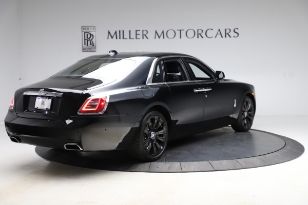 New 2021 Rolls-Royce Ghost for sale $374,150 at Bugatti of Greenwich in Greenwich CT 06830 9