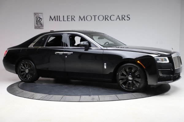 New 2021 Rolls-Royce Ghost for sale $370,650 at Bugatti of Greenwich in Greenwich CT 06830 11