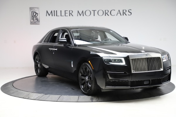 New 2021 Rolls-Royce Ghost for sale $370,650 at Bugatti of Greenwich in Greenwich CT 06830 12