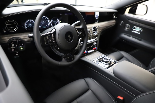 New 2021 Rolls-Royce Ghost for sale $370,650 at Bugatti of Greenwich in Greenwich CT 06830 15