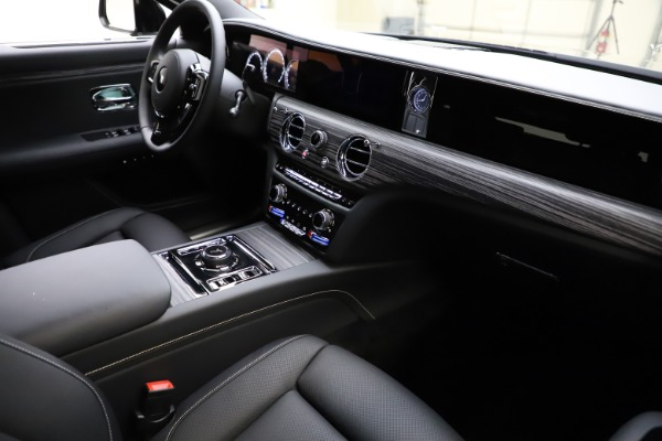 New 2021 Rolls-Royce Ghost for sale $370,650 at Bugatti of Greenwich in Greenwich CT 06830 16
