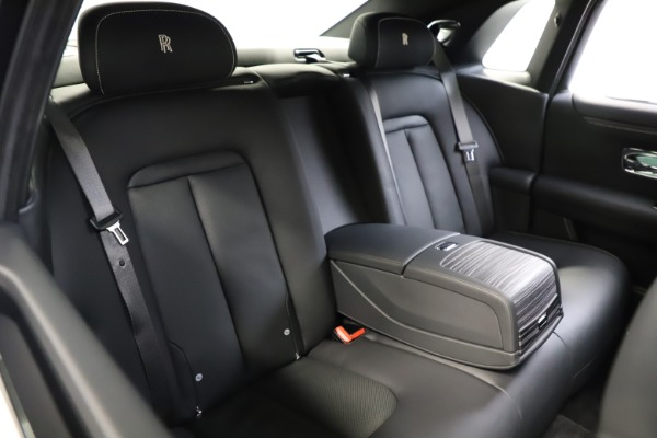 New 2021 Rolls-Royce Ghost for sale $370,650 at Bugatti of Greenwich in Greenwich CT 06830 17