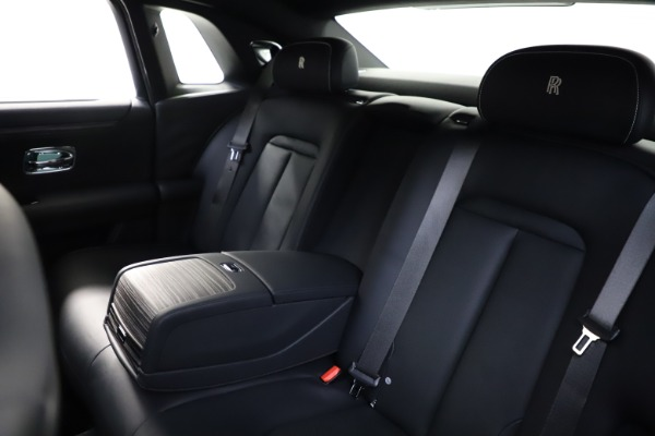 New 2021 Rolls-Royce Ghost for sale $370,650 at Bugatti of Greenwich in Greenwich CT 06830 18