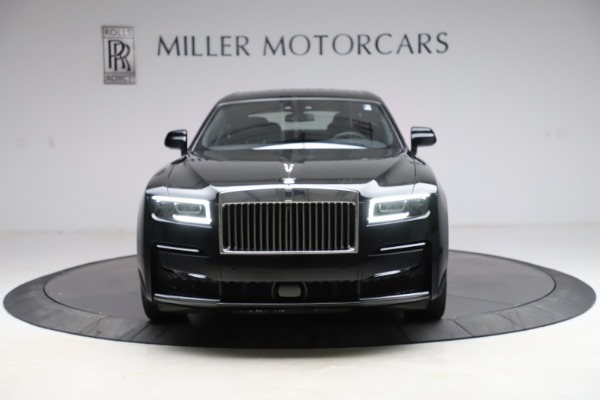 New 2021 Rolls-Royce Ghost for sale $370,650 at Bugatti of Greenwich in Greenwich CT 06830 2