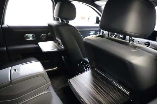 New 2021 Rolls-Royce Ghost for sale $370,650 at Bugatti of Greenwich in Greenwich CT 06830 20