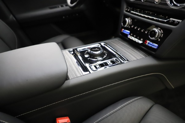 New 2021 Rolls-Royce Ghost for sale $370,650 at Bugatti of Greenwich in Greenwich CT 06830 23