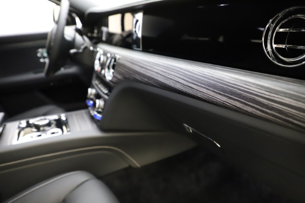 New 2021 Rolls-Royce Ghost for sale $370,650 at Bugatti of Greenwich in Greenwich CT 06830 24