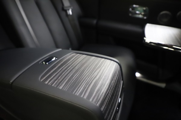 New 2021 Rolls-Royce Ghost for sale $370,650 at Bugatti of Greenwich in Greenwich CT 06830 28