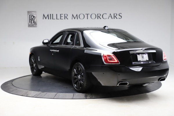 New 2021 Rolls-Royce Ghost for sale $370,650 at Bugatti of Greenwich in Greenwich CT 06830 6
